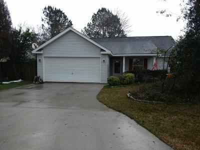 Goose Creek Single Family Home For Sale: 113 Wilton Street