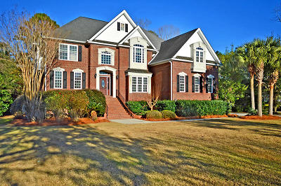 Single Family Home For Sale: 3896 Moss Pointe Court