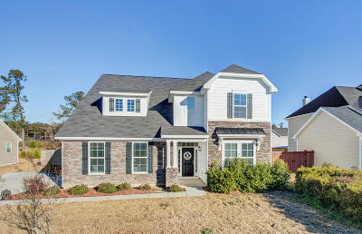 Ridgeville Single Family Home Contingent: 2002 Bridlewood Farms Parkway