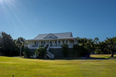 Edisto Island Single Family Home For Sale: 21 Battery Park Road
