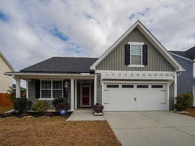 North Charleston Single Family Home Contingent: 8154 Little Sydneys Way