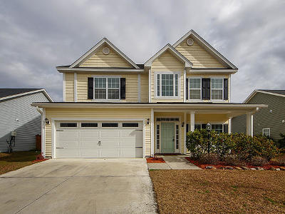North Charleston Single Family Home Contingent: 8158 Little Sydneys Way