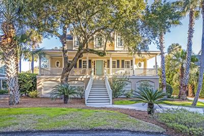 Isle Of Palms Single Family Home For Sale: 11 Sandwedge Lane