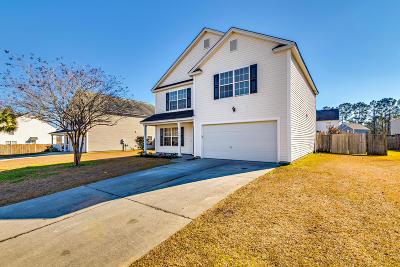 Moncks Corner Single Family Home For Sale: 1005 Golden Aspen Drive