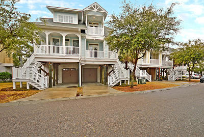Charleston County Attached For Sale: 1624 Folly Creek Way #A5