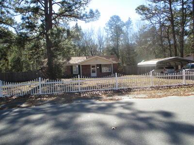 Walterboro Single Family Home Contingent: 468 Carolina Circle
