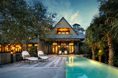 Kiawah Island Single Family Home For Sale: 7 Terrapin Island Lane