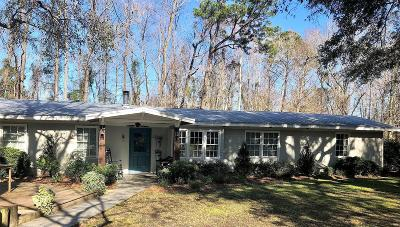 Single Family Home For Sale: 3548 Doctor Whaley