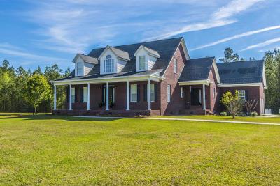 Berkeley County Single Family Home For Sale: 1084 Barnyard Road