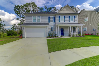 Hanahan Single Family Home For Sale: 7431 Mercedes Way