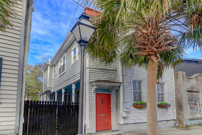 Charleston Single Family Home For Sale: 150 Cannon Street