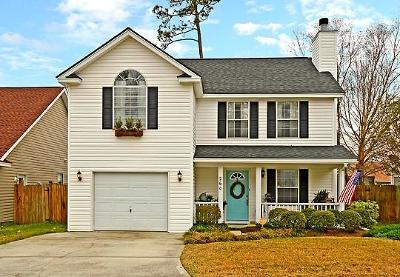 Goose Creek Single Family Home Contingent: 260 Hastings Drive