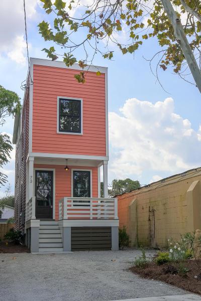 Single Family Home For Sale: 73 Hanover Street