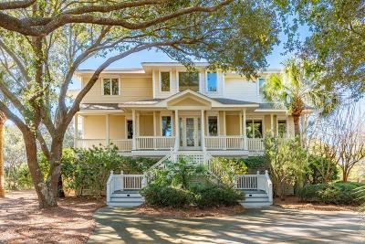 Single Family Home Contingent: 1303 S Jenkins Lagoon Drive