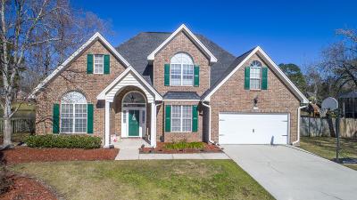 Summerville Single Family Home Contingent: 1022 Ariel Court