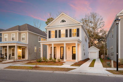 Charleston County Single Family Home Contingent: 2008 Fleming Woods Road