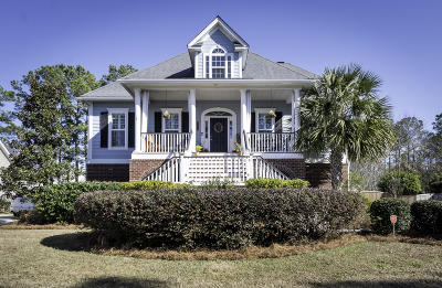 Berkeley County Single Family Home For Sale: 1160 Rivers Reach Drive