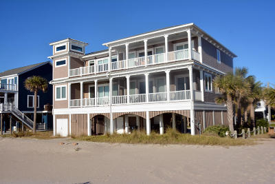 Edisto Island Single Family Home For Sale: 702 Palmetto Boulevard