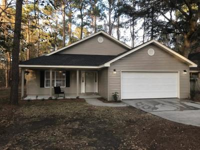 Johns Island Single Family Home For Sale: 3536 Hunters Oak Lane