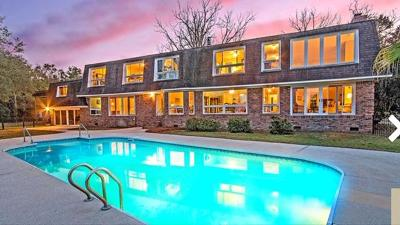 Single Family Home For Sale: 608 N Shore Drive