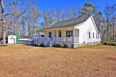 Ridgeville Single Family Home Contingent: 2612 Old Gilliard Rd