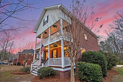 Moncks Corner Single Family Home For Sale: 1100 Bruton Boulevard