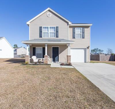 Goose Creek Single Family Home Contingent: 110 Salem Creek Drive