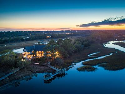 Kiawah Island Single Family Home For Sale: 62 Salt Cedar Lane