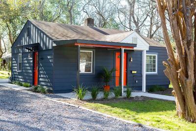 Charleston Single Family Home For Sale: 5 Paula Drive