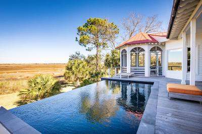 Sullivans Island Single Family Home For Sale: 1734 Thompson Avenue