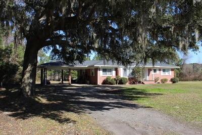 Edisto Island Single Family Home For Sale: 2422 Highway 174