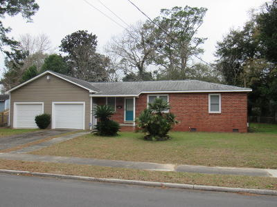 North Charleston Single Family Home Contingent: 5009 Lancaster Street
