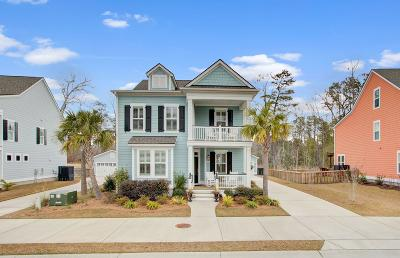 Charleston County Single Family Home Contingent: 2702 Rutherford Way