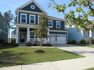 Summerville Single Family Home Contingent: 268 Calm Water Way