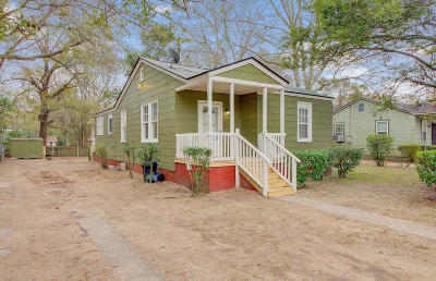 North Charleston Single Family Home For Sale: 2640 Ranger Drive