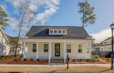 Summerville Single Family Home For Sale: 200 N Commodore Way