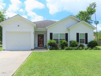 Walterboro Single Family Home For Sale: 705 Azalea Drive