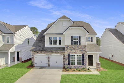 Summerville Single Family Home For Sale: 1114 Sapling Drive