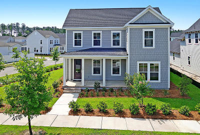 Summerville Single Family Home For Sale: 500 Bright Leaf Loop