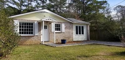 Johns Island Single Family Home Contingent: 3527 Dunmovin Drive
