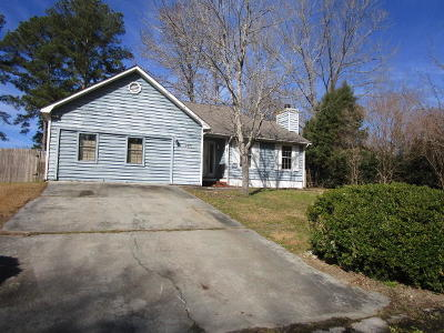 Summerville Single Family Home Contingent: 123 Pryors Lane