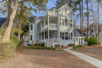 Single Family Home Contingent: 837 Tupelo Bay Drive