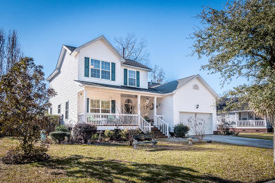 North Charleston Single Family Home For Sale: 8305 Berringer