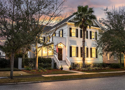 Charleston Single Family Home Contingent: 139 King George Street