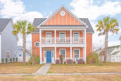 Summerville Single Family Home For Sale: 210 Amaryllis Avenue