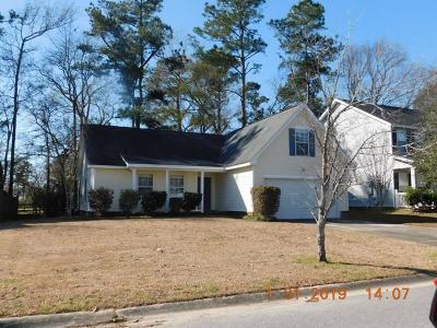Dorchester County Single Family Home For Sale: 2007 Azalee Lane