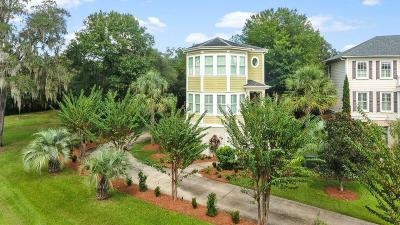 North Charleston Single Family Home For Sale: 4420 Stoney Poynt Court