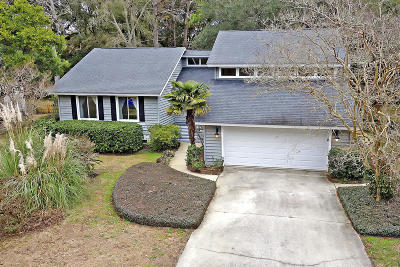 Charleston County Single Family Home For Sale: 1430 Inland Creek Way