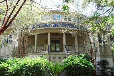 Johns Island Single Family Home For Sale: 3470 Deer Run Drive
