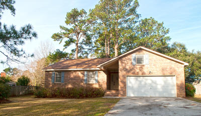 Charleston Single Family Home For Sale: 440 Mutual Drive